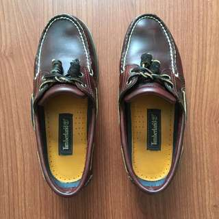 Timberland 2 Eye Boat Shoes US 6.5