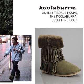 超低特價出清koolaburra雪靴 好萊塢女星同款
