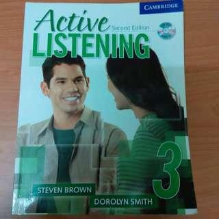 Active Listening  Cambridge