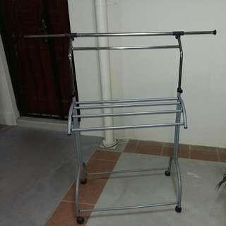 Clothing Rack Used