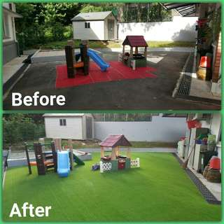 Artificial/Synthetic Turf