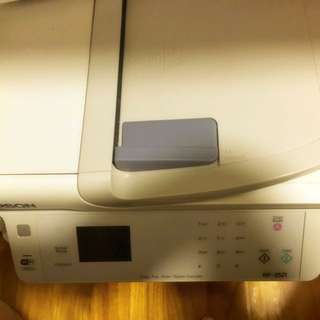 Epson Printer Wf3521