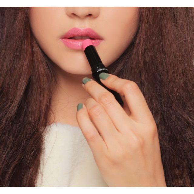 全新)3ce 奶油潤澤唇膏 Creamy Lip #10 Roller Coaster