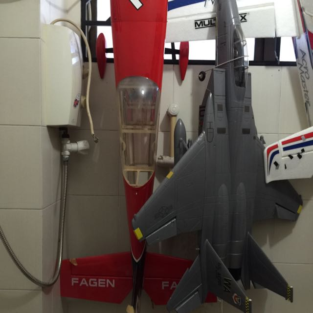 3D RC Planes And Large Warbird For Sale