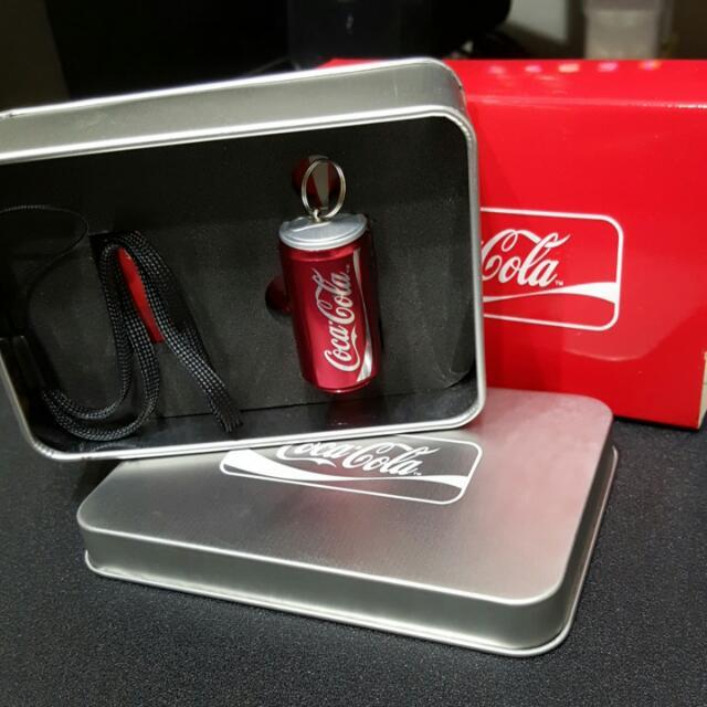 【保留】全新限量8G可口可樂隨身碟