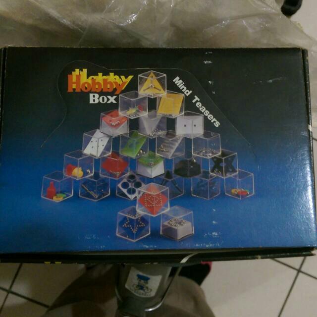 益智/平衡遊戲兩盒
