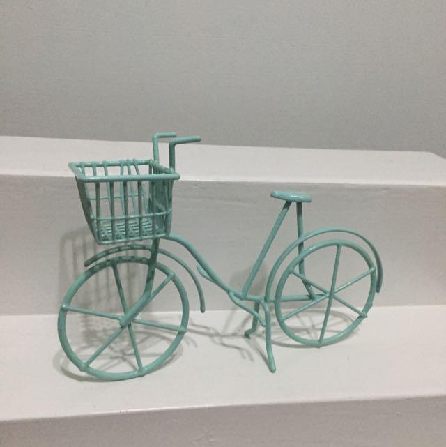 腳踏車擺飾娃娃腳踏車
