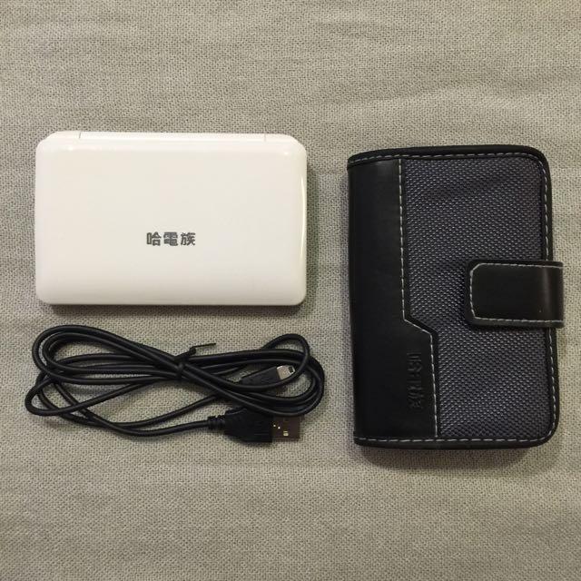 二手 哈電族 mini青蘋機 A1600 電子辭典