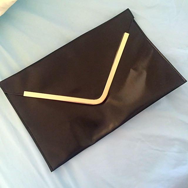 Brand New Black Cocktail Handbag