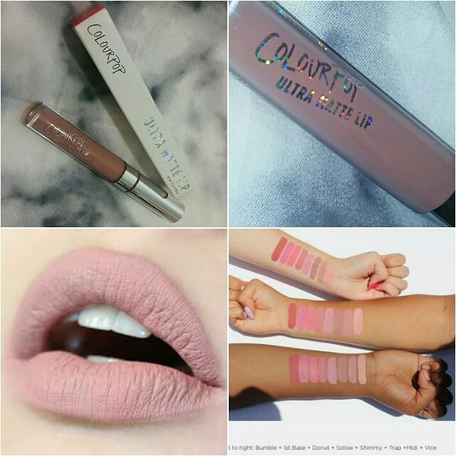 """Colourpop """"Midi"""" Nude Liquid Matte Lipstick"""