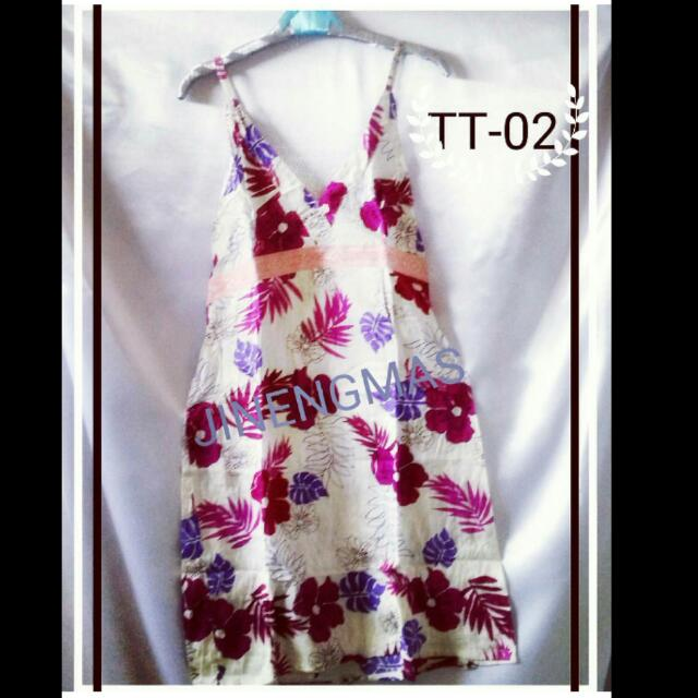 Dress Halterneck