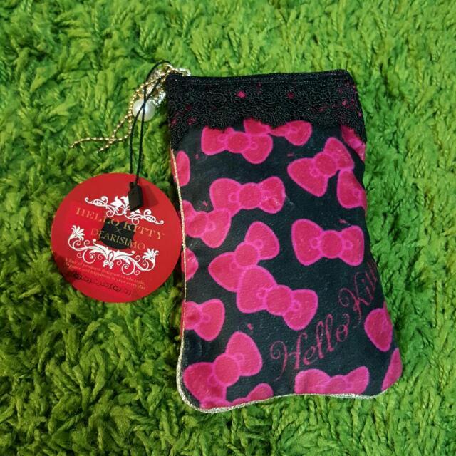 Hello Kitty X Dearisimo 手機包