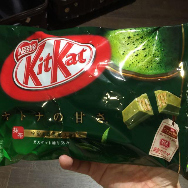 🎌🇯🇵日本原裝KitKat雀巢抹茶巧克力12入!預購~(還有其他)