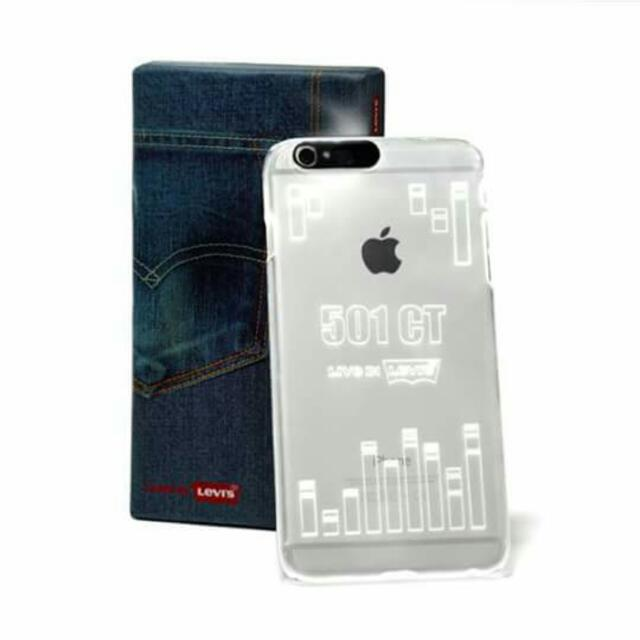 Levi's 501CT iPhone 6 發光 手機殼
