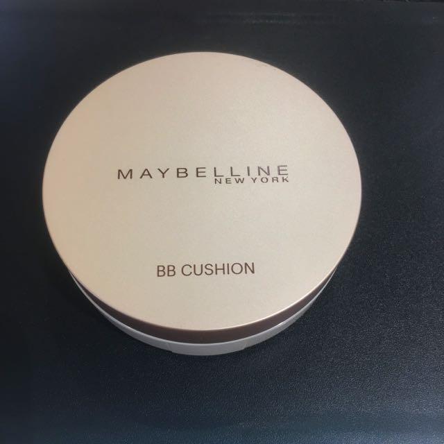 Maybelline 媚比琳 礦物水凝 BB 氣墊粉餅