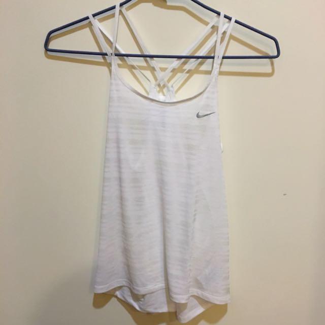(已出售)Nike Dri-fit 運動背心