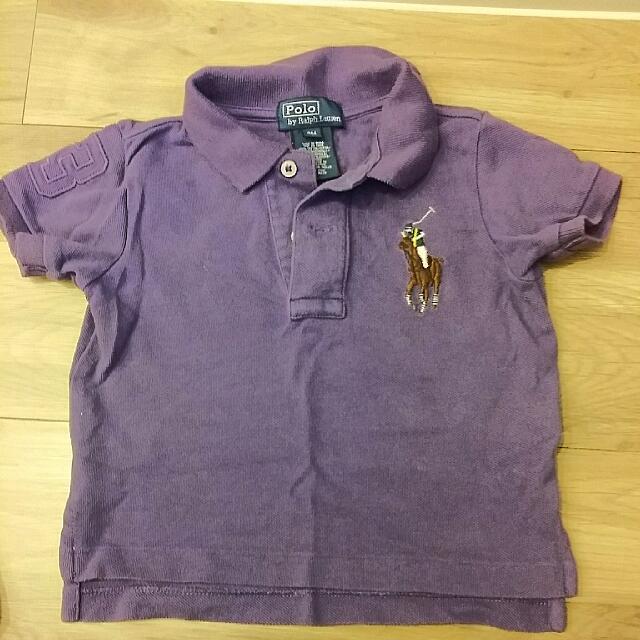 (保留中)Ralph Lauren polo衫