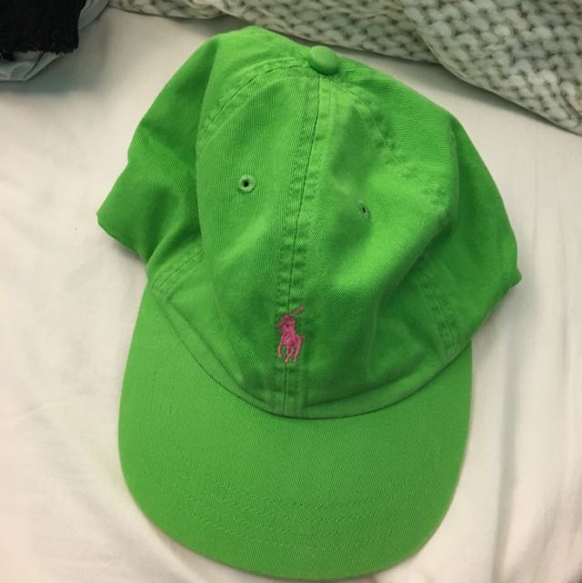 Ralph Lauren Polo Baseball Cap 棒球帽 老帽