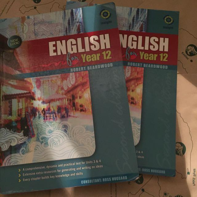 VCE ENGLISH
