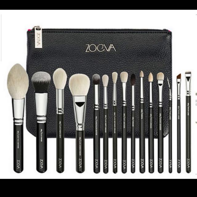 Zoeva Full Face Brush Set