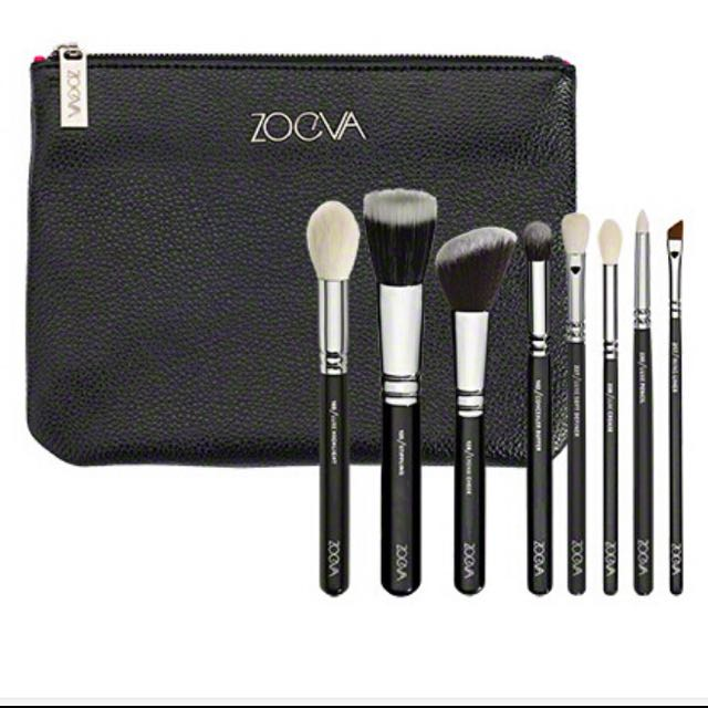 Zoeva Vegan Face Brush Set