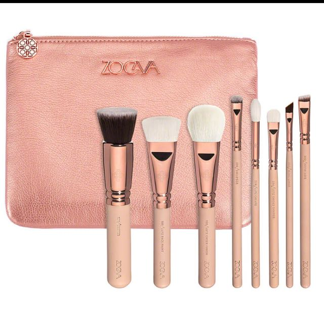 Zoeva Volume 2 Brush Set