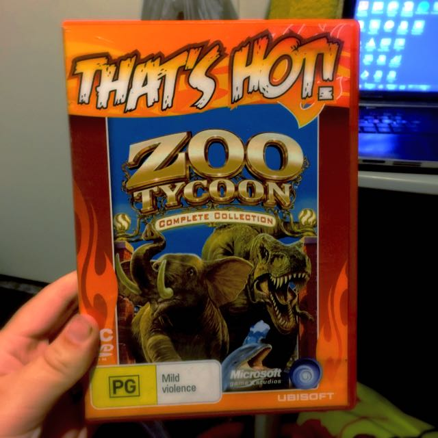 Zoo Tycoon: Complete Collection, Toys & Games on Carousell