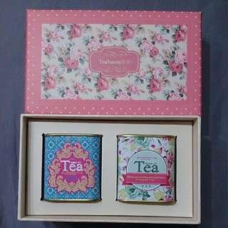 全新!含運/上海茶房水果茶禮盒