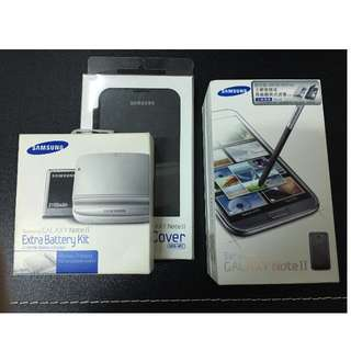 二手 Samsung Galaxy Note 2 16GB 全配