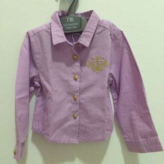 Baby Poney Blouse