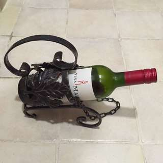 Metal Wine Holder Stand