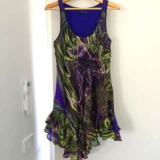 Seduce Shift Dress Size 10