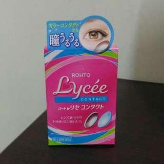 樂敦  小花眼藥水  隱形眼鏡可用