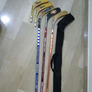 Ice Hockey Sticks Graphite Carbon Easton Aluminium Cyclone Ultra Lite Bauer