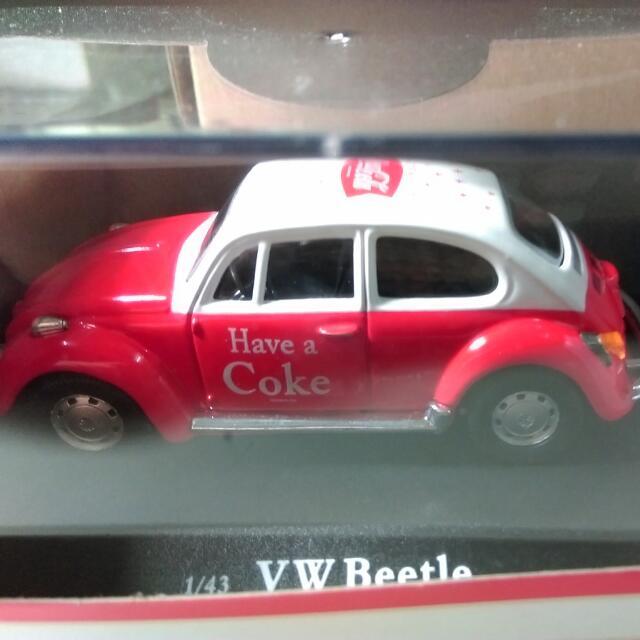 1:43 VW Beetle