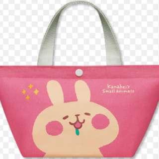 待匯✨卡娜赫拉的小動物-粉紅提袋