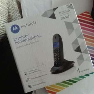 Motorolla Cordless Phone
