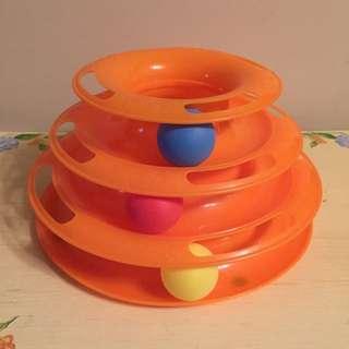 貓玩具❤️ 三層轉盤