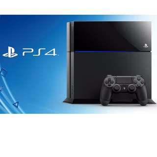 Playstation 4 PS4 CUH-1206A Black ***Brand New BNIB