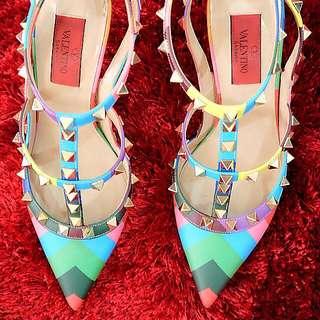 Preloved Valentino Multicolor Size 36