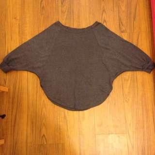 七分袖針織衣