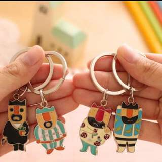 Brand New Cute Korea Key Chain