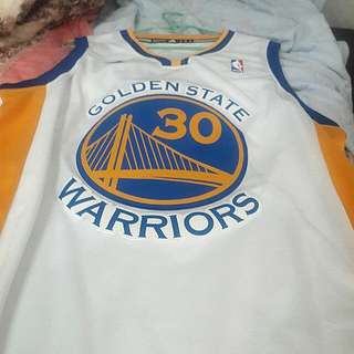 Stephen Curry 球衣 jersey