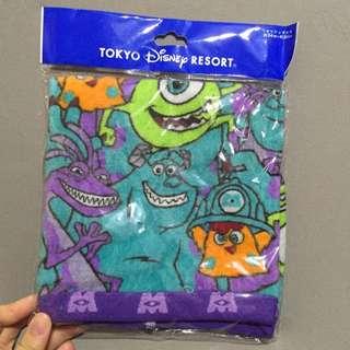 ✨含運✨迪士尼 怪獸電力公司毛巾