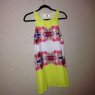 Printed Dress!