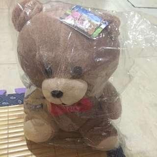 小熊 娃娃 禮物 100