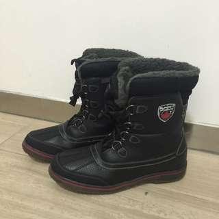 防水雪地靴 9.9成新 US12