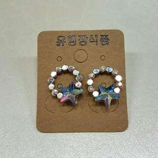 🚚 韓版造型耳環/耳針式