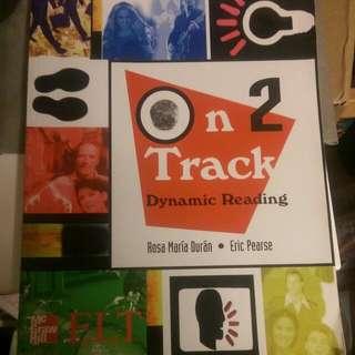 英文書On2  Track