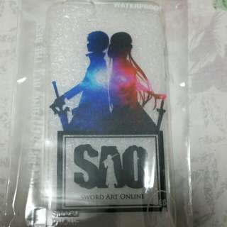 Sword Art Online Phone Cover